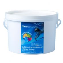 Blue Horizons Multi-Function 200g Chlorine Tablets 2kg